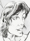 Drawn Picture of Susan Saint James