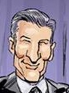 Drawn Picture of Richard Gere