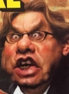 Drawn Picture of Lewis Black