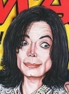 Drawn Picture of Michael Jackson