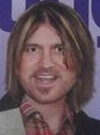 Drawn Picture of Billy Ray Cyrus