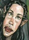 Drawn Picture of Liv Tyler