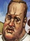 Drawn Picture of Kevin James