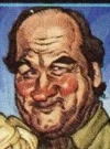 Drawn Picture of Jim Belushi