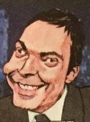 Drawn Picture of Jimmy Fallon