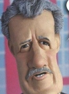 Drawn Picture of Alex Trebek