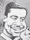 Drawn Picture of Alfonso Ribeiro
