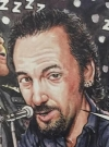 Drawn Picture of Bruce Springsteen