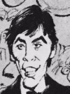 Drawn Picture of Scott Baio