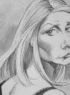 Drawn Picture of Gwyneth Paltrow