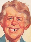 Drawn Picture of Jimmy Carter