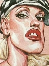 Drawn Picture of Gwen Stefani