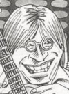 Drawn Picture of John Denver