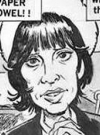 Drawn Picture of Talia Shire