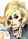 Drawn Picture of Joan Rivers
