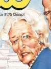 Drawn Picture of Barbara Bush