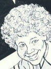Drawn Picture of Aileen Quinn