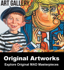 Permalink to MAD Magazine Cover Artwork List