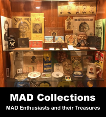 Learn about MAD Enthuasists and their Treasures!