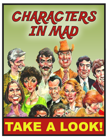 Permalink to the MAD Magazine Character Appearance List