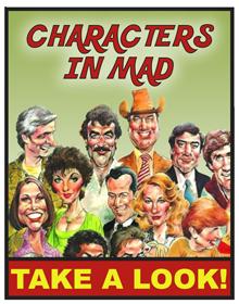 International MAD Contributors List Logo