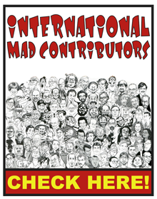 International MAD Contributors List Logo