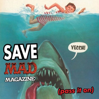 Save MAD Magazine