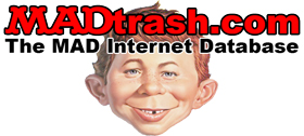MADtrash.com – The MAD Internet Database