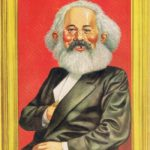 Alfred E.Marx (Backcover German MAD #55)