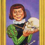 Hamlet Neumann (Backcover German MAD #67)