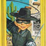 Alfred E.Zorro (Backcover German MAD #117)