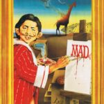 Alfredore Dali (Backcover German MAD #156)