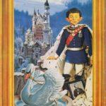 König Alfred von Bayern (Backcover German MAD #177)
