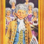 Alfred Amadeus Mozart (Backcover German MAD #211)