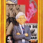 Alfred E.Warhol (Backcover German MAD #256)