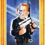Alfred Terminator (Backcover German MAD #287)