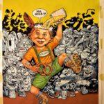Cover of Australian MAD Classics #59
