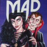 Original Artwork used for Brazlian MAD Magazine #77