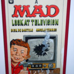 Original Artwork used for US paperback 'A MAD look at Television'