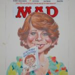 Original Artwork used for British MAD Magazine #274