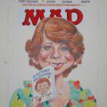 Original Artwork used for British MAD Magazine #274