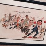 Original Artwork used for US paperback 'The MAD tell it like it is book'