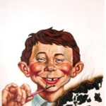 Original Artwork used for German MAD Magazine #59, 1st Edition