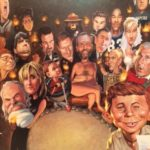 Original Artwork used for US MAD Magazine #401