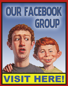 Visit our MAD Group on Facebook!!