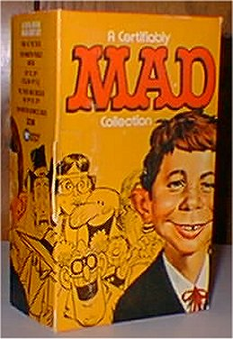 A Certifiably MAD Paperback Gift Set