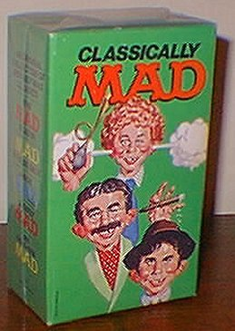 Classically MAD paperback Gift Set