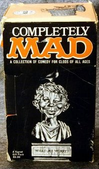 Completely MAD paperback Gift Set