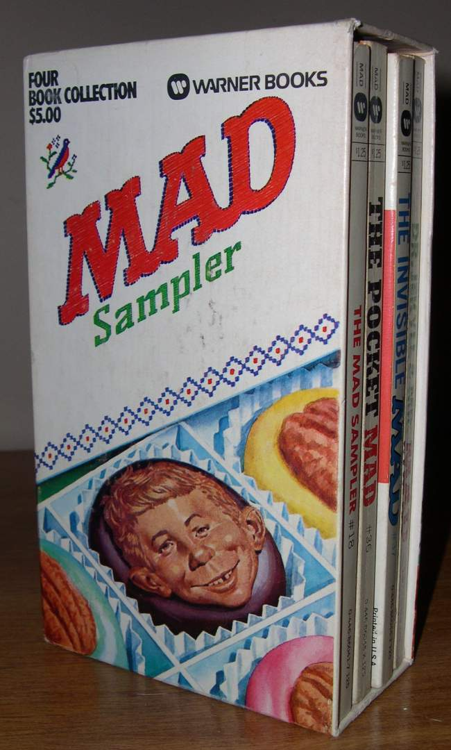 MAD Sampler Paperback Gift Set