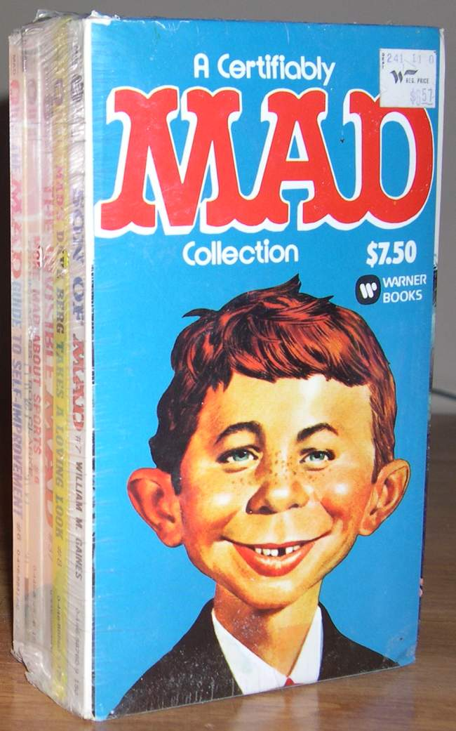 A Certifiably MAD Collection Paperback Gift Set